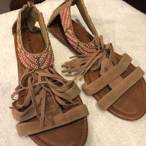 Moccasin Sandals